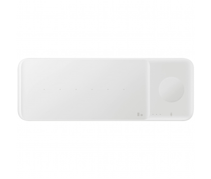 Incarcator Retea Wireless Samsung Trio, Alb, Blister EP-P6300TWEGEU