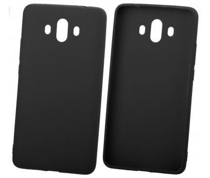 Husa TPU OEM Candy pentru Motorola Moto G9 Play / Motorola Moto E7 Plus, Neagra, Bulk