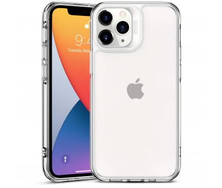 Husa TPU ESR Classic Hybrid pentru Apple iPhone 12 / Apple iPhone 12 Pro, Transparenta, Blister