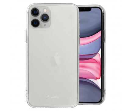 Husa TPU Goospery Jelly pentru Apple iPhone X / Apple iPhone XS, Transparenta, Blister