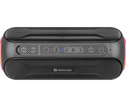 Boxa Portabila Bluetooth Defender Enjoy S1000 20W, Neagra, Blister