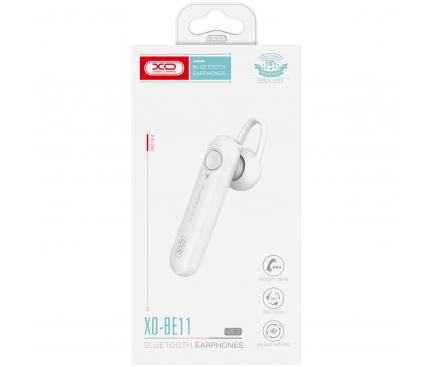 Handsfree Casca Bluetooth XO Design BE11, Alb, Blister