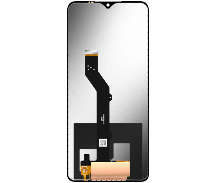 Display - Touchscreen Nokia 5.3, Negru