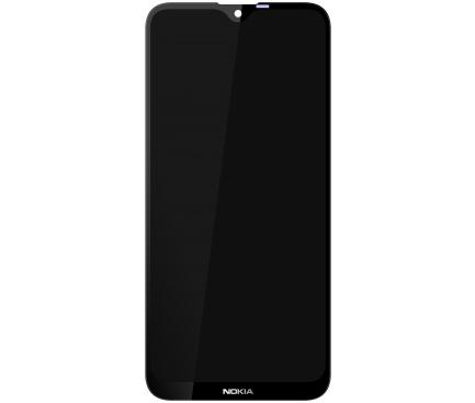Display - Touchscreen Nokia 2.3, Negru