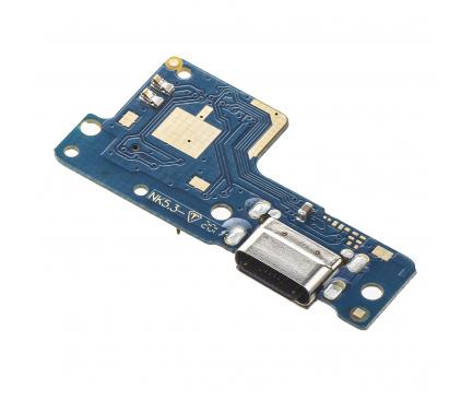 Placa Cu Conector Incarcare / Date - Microfon Nokia 5.3