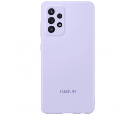 Husa TPU Samsung Galaxy A72, Violet EF-PA725TVEGWW