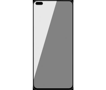 Folie Protectie Ecran OnePlus Nord, Sticla securizata, Full Face, Full Glue, 3D, Neagra, Resigilat 5431100168