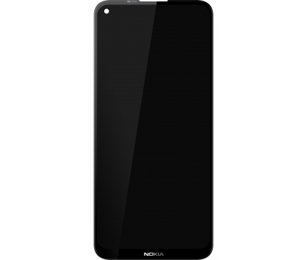 Display - Touchscreen Nokia 3.4, Negru