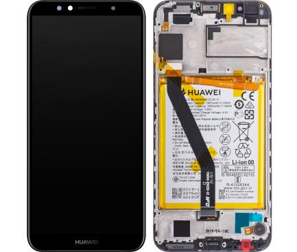 reparatii telefoane giurgiu - service pack Huawei Y6 (2018)