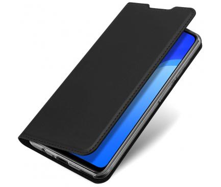 Husa Poliuretan DUX DUCIS Skin Pro pentru Huawei P40 lite 5G, Neagra
