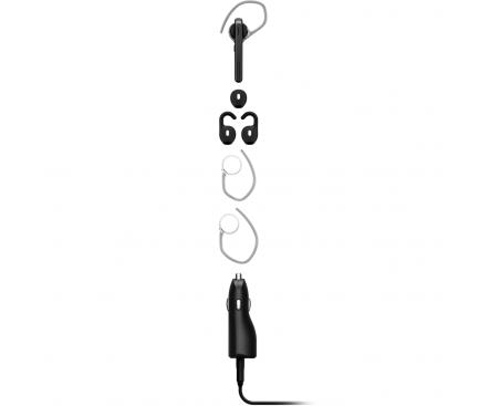 Handsfree Casca Bluetooth Jabra Talk 45, SinglePoint, Negru