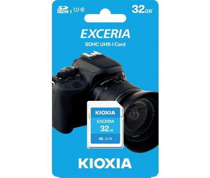 Card Memorie MicroSDHC KIOXIA Exceria (N203), 32Gb, Clasa 10 / UHS-1 U1 LNEX1L032GG4