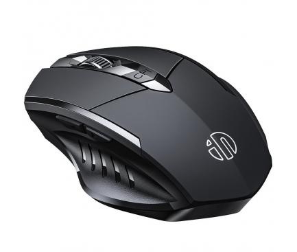Mouse Wireless Inphic PM6, Negru