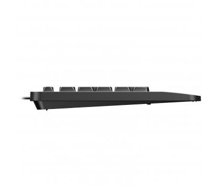 Tastatura USB Inphic V590, Neagra