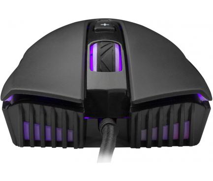 Mouse Wired USB WHITE SHARK GM-5003 Azarah, Gaming, RGB, Negru PMS00416