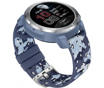 Ceas Smartwatch Huawei HONOR WATCH GS PRO, Albastru 55026088