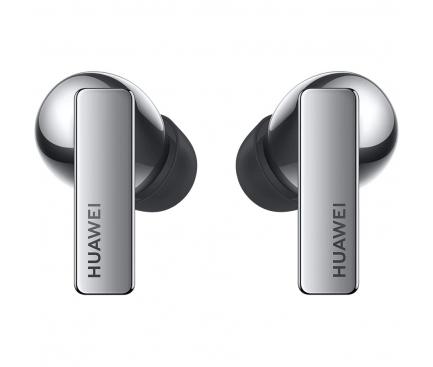 Handsfree Casti Bluetooth Huawei FreeBuds Pro, Argintiu (Silver Frost) 55033757