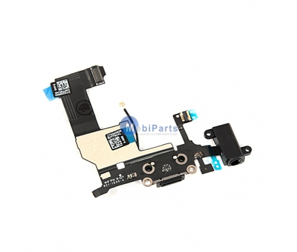 Banda cu conector incarcare / date audio si microfon Apple iPhone 5
