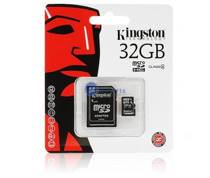 Card memorie Kingston MicroSDHC 32Gb SDC4/32GB Blister