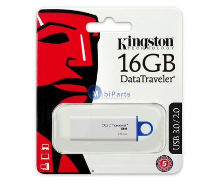 Memorie externa Kingston DataTraveler G4 16Gb DTIG4/16GB Blister