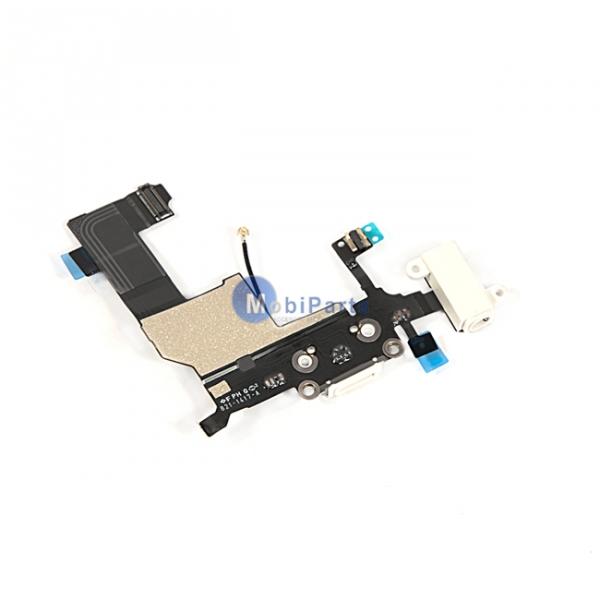 banda cu conector incarcare date audio si microfon apple iphone 5