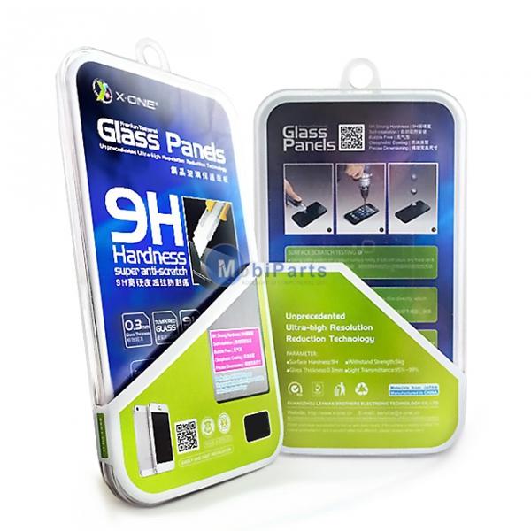folie protectie ecran antisoc apple iphone 6s x one tempered glass 9h originala. Black Bedroom Furniture Sets. Home Design Ideas