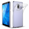 Husa silicon TPU Samsung Galaxy A8+ (2018) A730 Ultra Slim transparenta