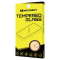 Folie Protectie Ecran WZK pentru Huawei Honor 8X, Sticla securizata, Full Face, Full Glue, Neagra, Blister