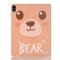 Husa Tableta Piele OEM Bear pentru Apple iPad Pro 11, Maro, Bulk