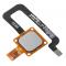 Senzor Amprenta Argintiu Cu banda Asus Zenfone 3 Max ZC520TL