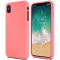 Husa TPU Goospery Mercury Soft Feeling pentru Samsung Galaxy A7 (2018) A750, Roz, Blister