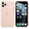 Husa Silicon Apple iPhone 11 Pro, Roz, Blister MWYM2ZM/A