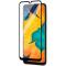 Folie Protectie Ecran OEM pentru Apple iPhone 11 Pro Max, Sticla securizata, Full Face, Full Glue, Neagra, Blister