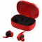 Handsfree Casti Bluetooth Forever Earbuds 4Sport TWE-300, Rosu Blister