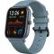 Ceas Smartwatch Amazfit Huami GTS, Carcasa metalica, GPS, Bleu, Blister