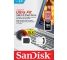 Memorie externa USB 3.0 SanDisk Ultra Fit 128Gb Blister