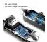 Adaptor auto 4 x USB Baseus Enjoy Together Blister Original
