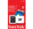 Card memorie SanDisk Ultra MicroSDHC 32GB Clasa 4 Blister