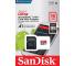 Card memorie SanDisk Ultra MicroSDHC 16GB Clasa 10 UHS-1 SDSQUAR-016G-GN6M Blister