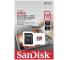 Card memorie SanDisk Ultra MicroSDXC 128GB Clasa 10 UHS-1 SDSQUAR-128G-GN6IA Blister