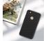 Husa Piele Mofi Cloth pentru Xiaomi Redmi Note 5A, Neagra, Blister