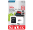Card Memorie MicroSDHC SanDisk Ultra, 16Gb, Clasa 10 - UHS-1 U1, Blister SDSQUNS-016G-GN3MA
