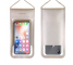 Husa Joyroom JR-CY701 Waterproof IPX8 pentru Telefon, Dimensiuni interioare 165 x 87 mm, Aurie, Blister