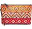 Husa Tellur Mozaic pentru tableta 9 inci, Dimensiuni interioare 270 x 195 mm, cu fermoar, Multicolor, Bulk TLL611201