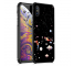 Husa TPU OEM Antisoc Loved Stars pentru Apple iPhone XR, Neagra, Bulk