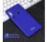 Husa Plastic Imak Matte Touch pentru Samsung Galaxy A9 (2018) A920, Albastra, Bulk