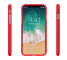 Husa TPU Goospery Mercury Soft Feeling pentru Samsung Galaxy A7 (2018) A750, Rosie, Blister