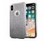Husa TPU OEM Bling pentru Samsung Galaxy M20, Neagra