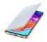 Husa Samsung Galaxy A70 A705, Wallet, Alba, Blister EF-WA705PWEGWW