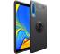 Husa TPU Lenuo Invisible Holder pentru Samsung Galaxy A7 (2018) A750, Bleumarin, Blister